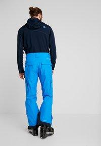 Columbia - RIDGE RUN PANT - Täckbyxor - azure blue - 2