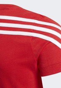 adidas Performance - Print T-shirt - red - 4