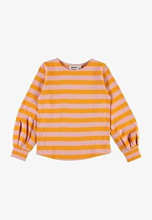 RYLEE - Long sleeved top - citrus stripe