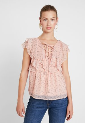 VIBRIA - Blouse - rose smoke