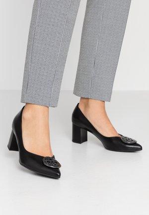 NAKITA - Classic heels - schwarz river