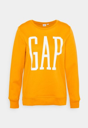 Sweatshirt - rugby gold