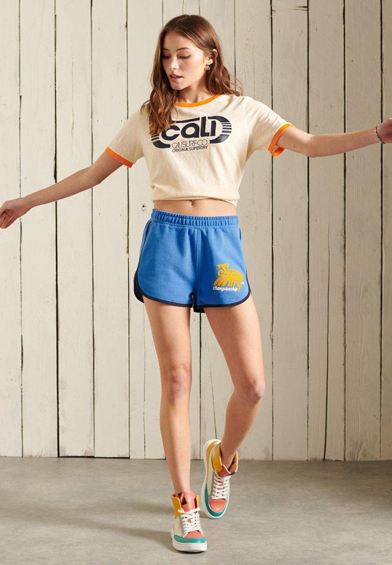 Superdry - SUPERDRY  - Shorts - neptune blue