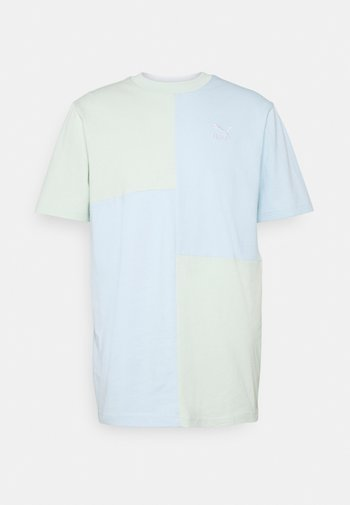 CLASSICS PATCHWORK TEE - Print T-shirt - omphalodes