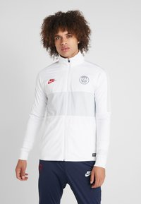 Nike Performance - PARIS ST GERMAIN DRY SUIT - Equipación de clubes - white/midnight navy/pure platinum/university red - 0