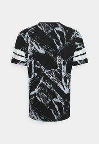 Jack & Jones - JCONEWANTHEM TEE CREW NECK - Print T-shirt - black - 1