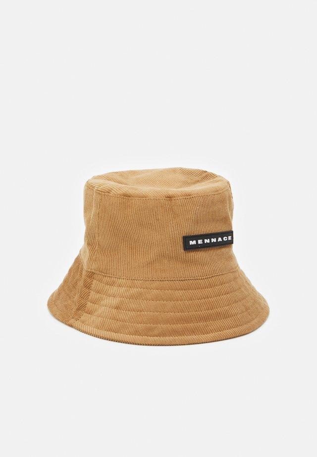 BUCKET HAT UNISEX - Hat - tan