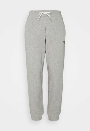 PANT - Tracksuit bottoms - medium grey heather
