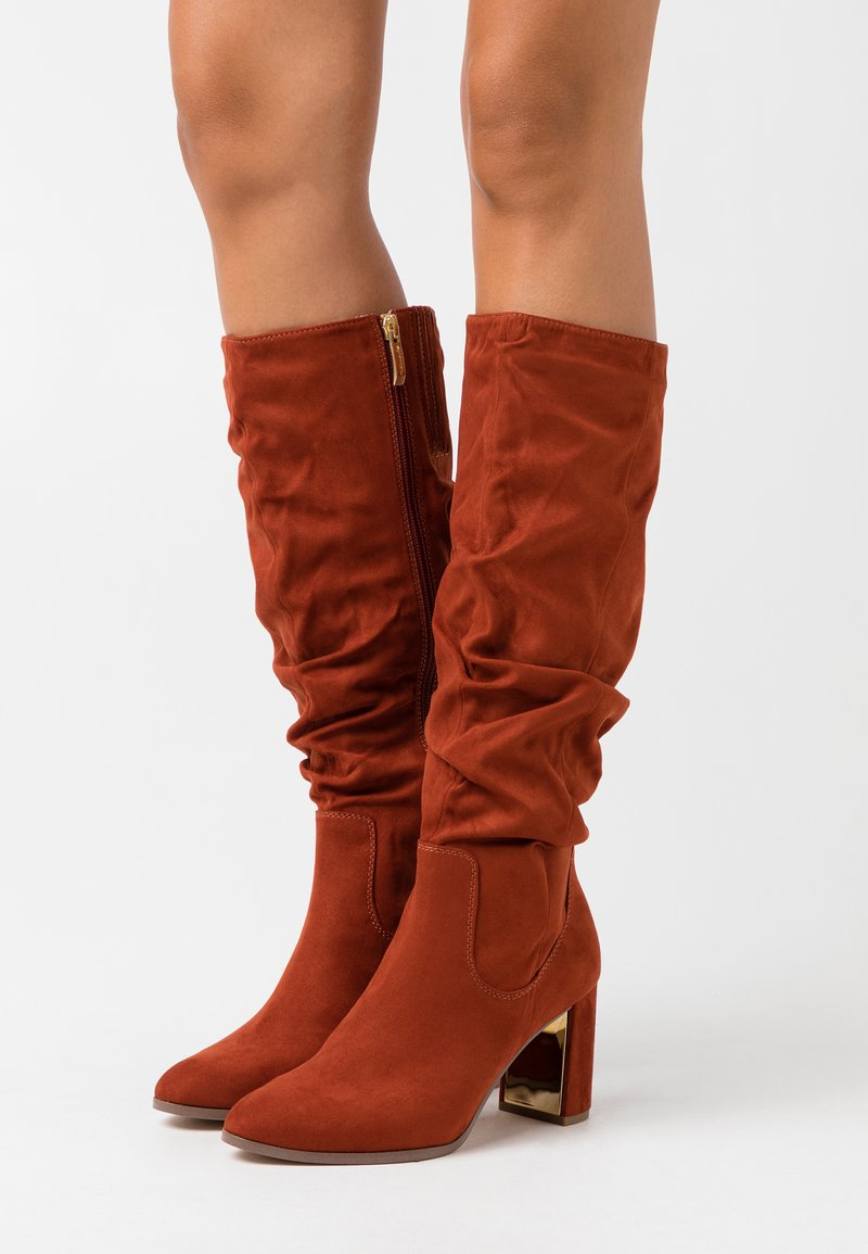 Tamaris - BOOTS - Boots - cinnamon