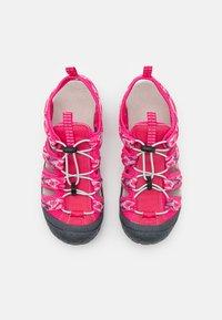 CMP - SAHIPH UNISEX - Walking sandals - fragola/gloss - 3