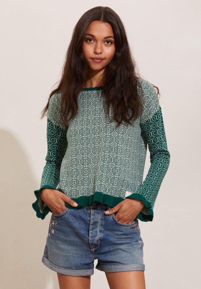 Odd Molly - NOELLE - Jumper - green