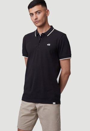 Polo shirt - black out