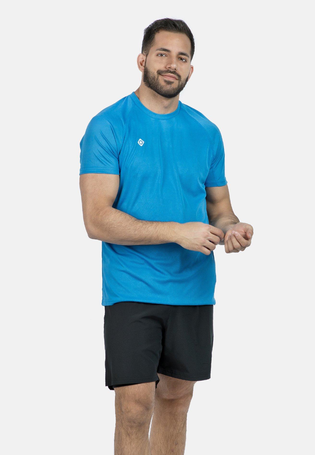 Hombre Camiseta de deporte