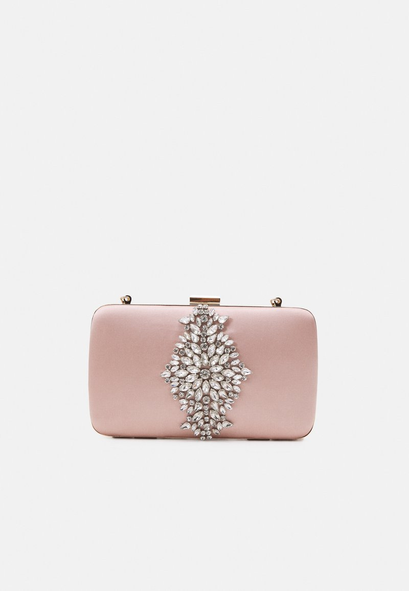 Forever New - SAMANTHA EMBELLISHED BOX - Clutch - champagne