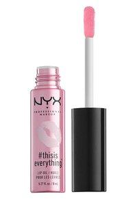 Nyx Professional Makeup - KISS PREP LIP TREAT SET - Make-upset - - - 5