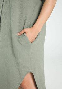 Paprika - Shirt dress - khaki - 4