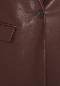 Abercrombie & Fitch - Blazer - burgundy - 2