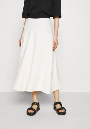 MABLE - A-line skirt - star white