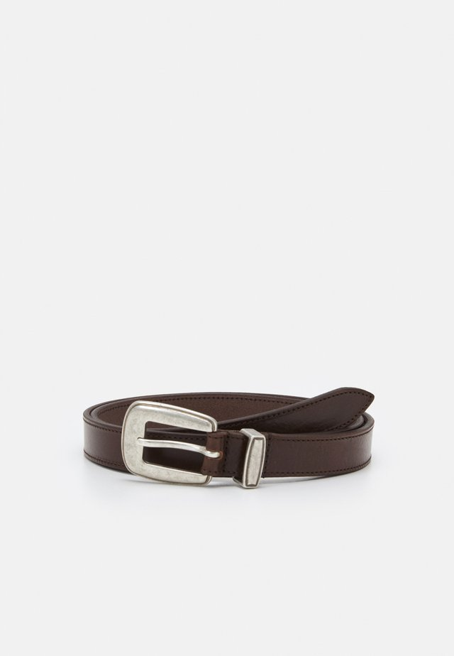 CHARM BELT - Belt - brown