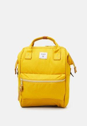 CROSS BOTTLE UNISEX - Rucksack - mustard yellow