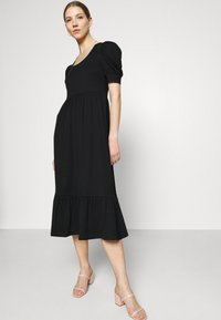 ONLY - ONLMAY LIFE PUFF DRESS - Maxi dress - black - 3