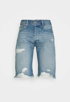 501® ORIG CUTOFF  - Denim shorts - salumi dx