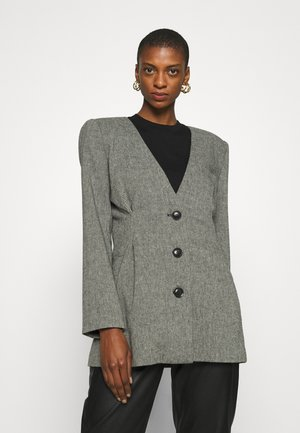 LIDAGZ - Blazer - black/white