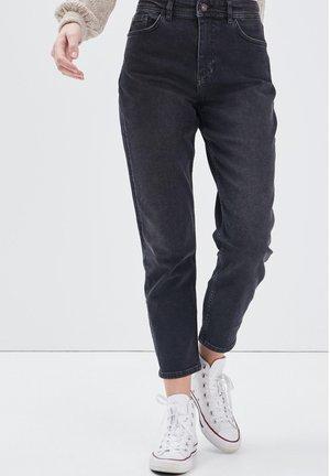 Jeans baggy - denim gris