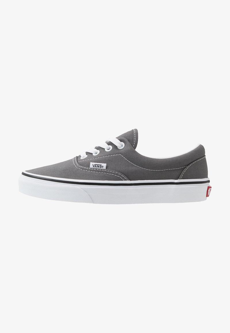 Vans - ERA UNISEX - Sneakersy niskie - pewter/true white