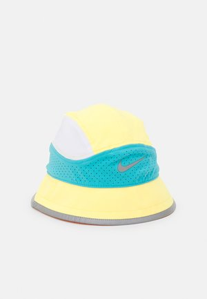 BUCKET UNISEX - Hoed - citron pulse/chlorine blue/white