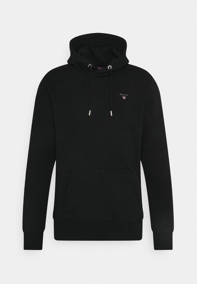 ORIGINAL HOODIE - Sweatshirts - black