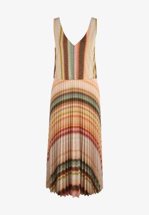 CIFALDA - Jersey dress - multicolou