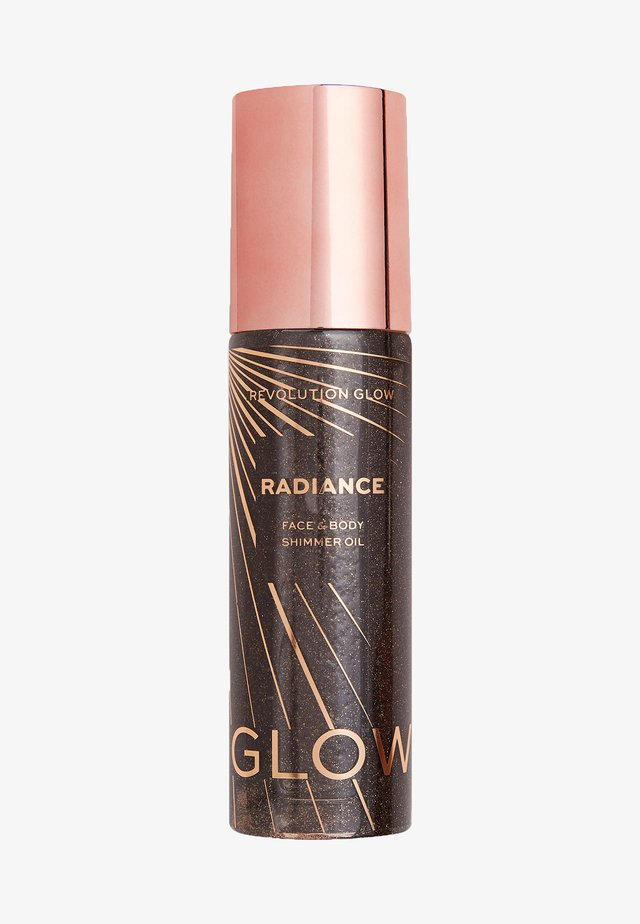 RADIANCE SHIMMER  OIL - Olio corpo - warm bronze