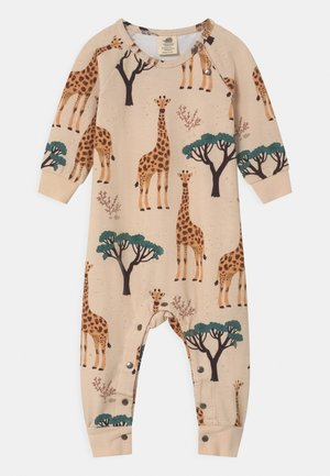 GIRAFFES UNISEX - Pyjamas - orange