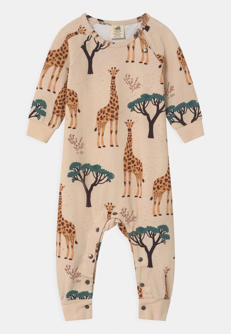 Walkiddy - GIRAFFES UNISEX - Pyjamas - orange