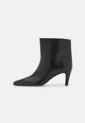 AURAZ - Kotníkové boty - noir