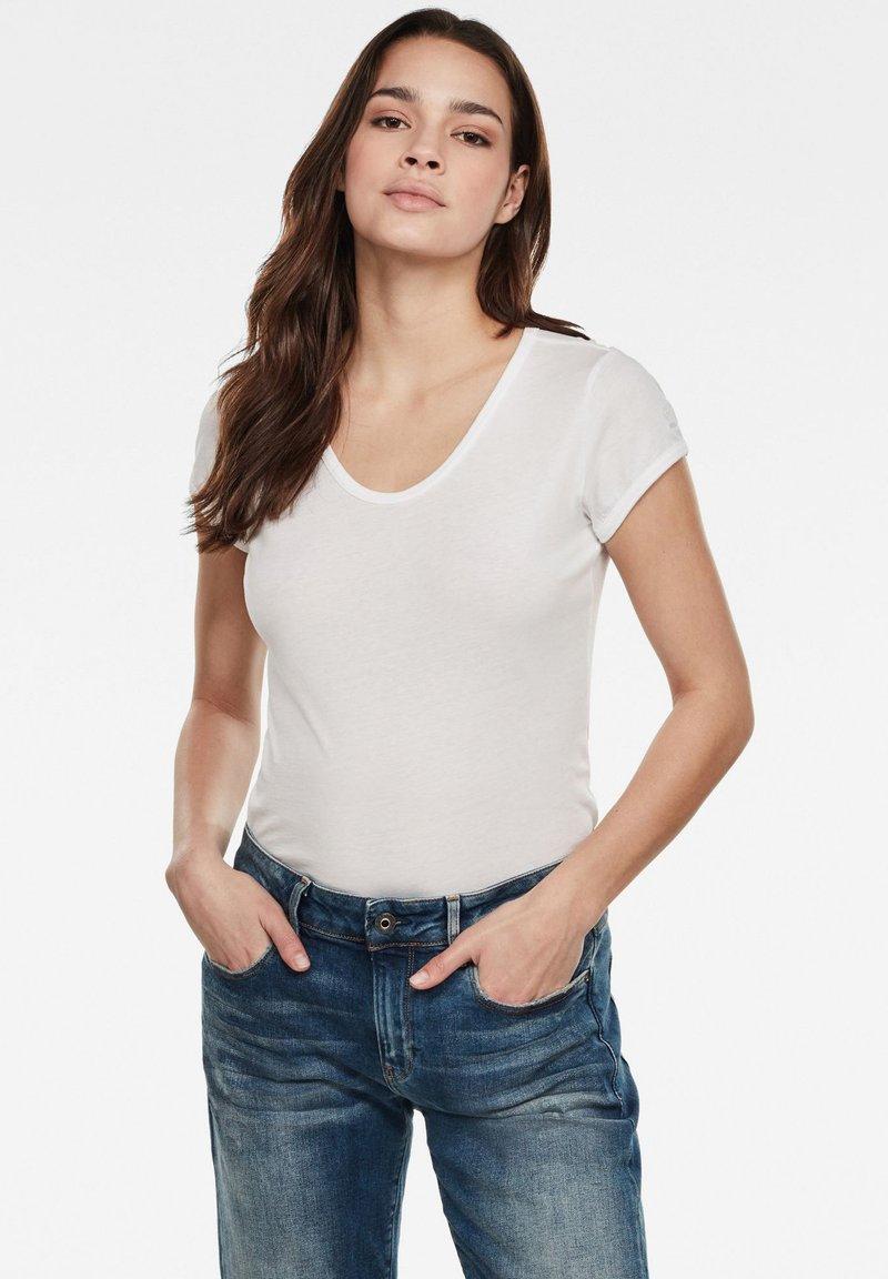 G-Star - Basic T-shirt - white