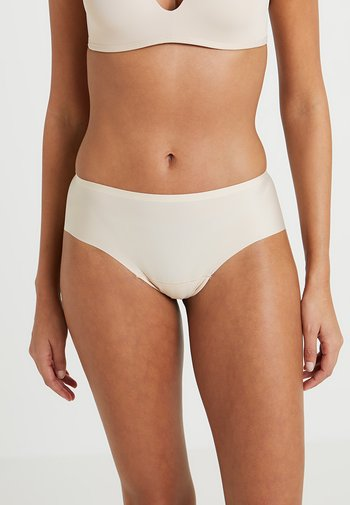 DREAM INVISIBLES HIPSTER 2 PACK - Briefs - latte