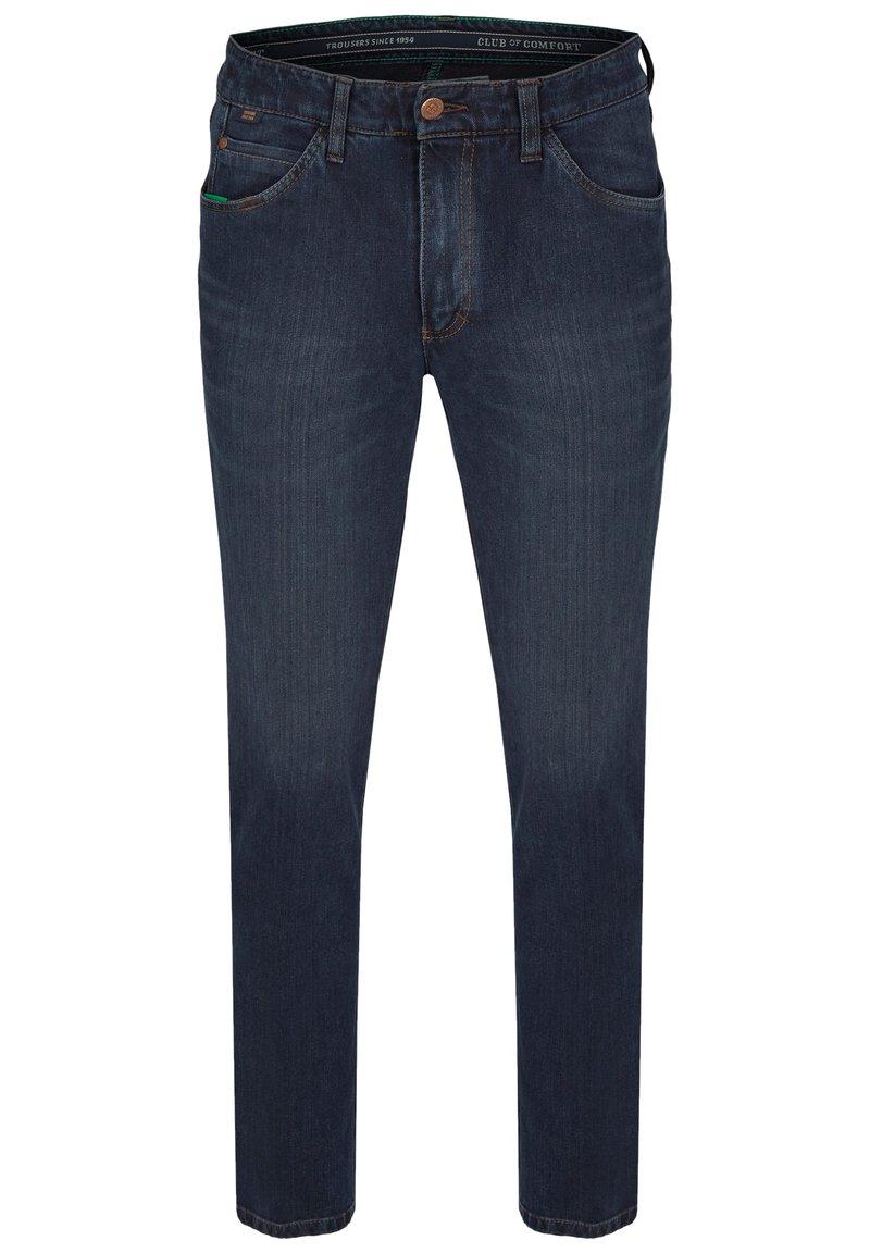 Club of Comfort - Straight leg jeans - dunkelblau 941