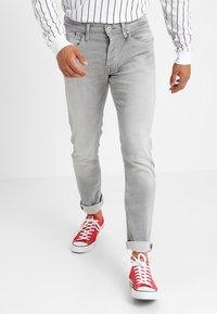 Pepe Jeans - TRACK - Jeansy Straight Leg - 000denim - 0