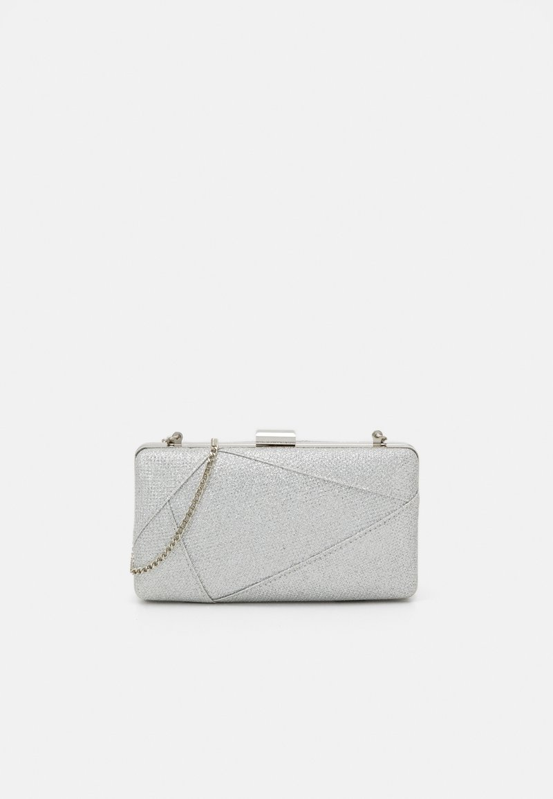 Forever New - ELLA PANELLED SMALL - Pochette - silver-coloured