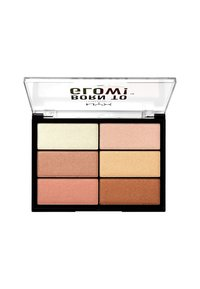 Nyx Professional Makeup - HIGHLIGHTER PALETTE BORN TO GLOW - Face palette - - - 1
