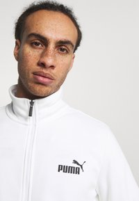 Puma - AMPLIFIED SUIT - Chándal - white - 6