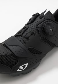 Giro - CYLINDER - Cycling shoes - black - 5