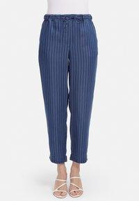 HELMIDGE - Trousers - blau - 0
