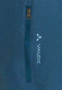 Vaude - MENS TURIFO SHORTS - Sportovní kraťasy - baltic sea - 5