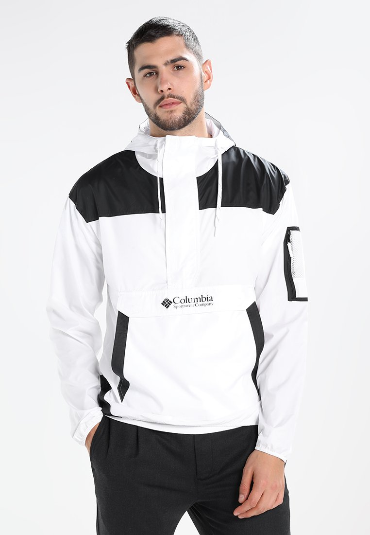 Columbia - CHALLENGER™  - Windbreaker - white/black