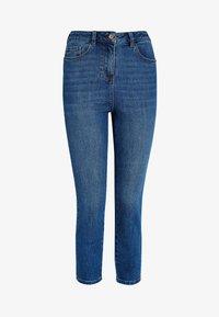 Next - Jeansy Skinny Fit - mottled blue - 3
