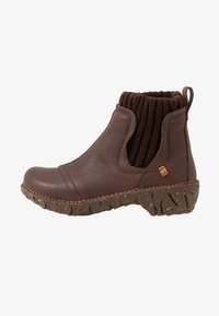 El Naturalista - YGGDRASIL - Classic ankle boots - soft grain brown - 1