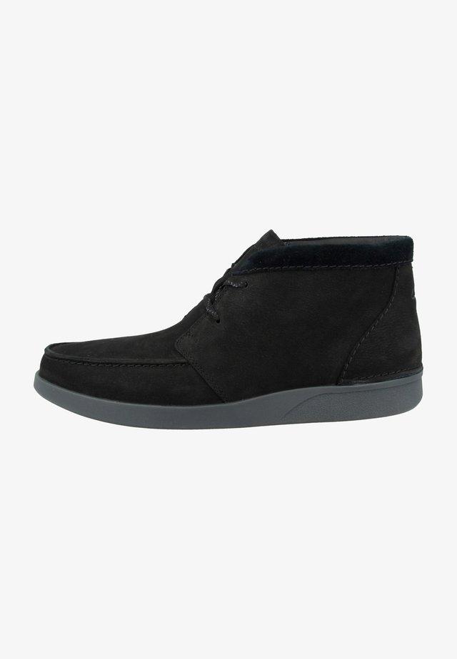 OAKLAND TOP - Veterboots - black combi